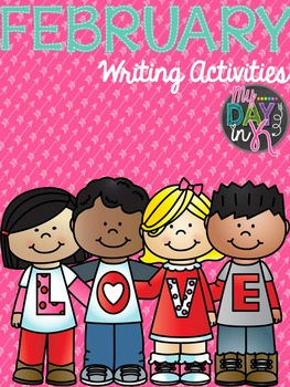 February Writing Activities