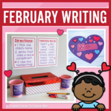 February Writing Activities and Crafts
