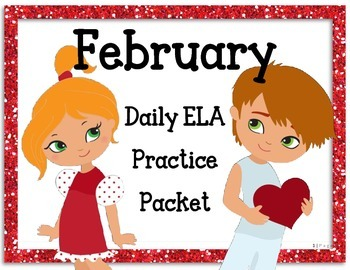 February Language Activities
