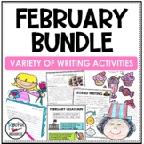 February Writing Bundle
