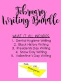 February Writing Bundle