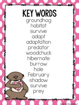 February Writing- Common Core Aligned