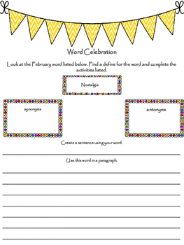February Writing Center for Upper Elementary & Middle School Students