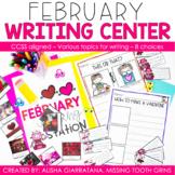 February Writing Center