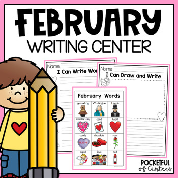 February Writing Center