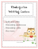 February Writing Centers