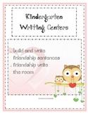 February Writing Centers