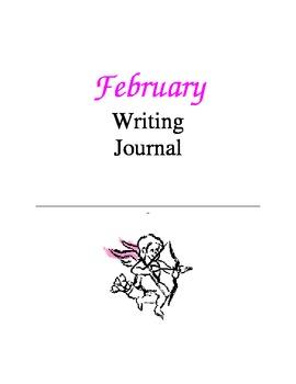 Writing Journal, February
