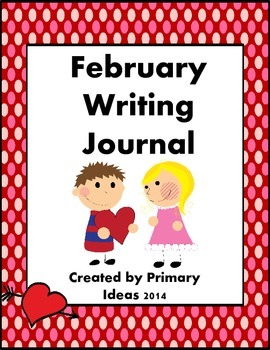February Writing Journal