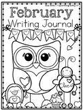 February Writing Journal {13 Fun Writing Prompts}
