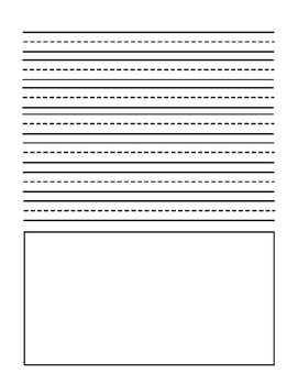 February Writing Journal: 2nd Grade