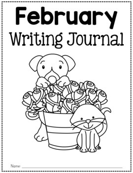 February Writing Journal Prompts