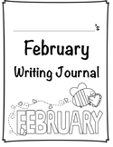 February Writing Journal and More!