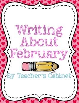 February Writing Pack