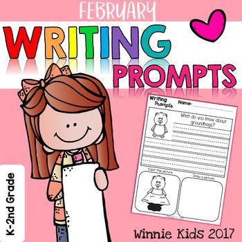 February Writing Prompt