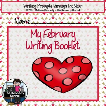 Writing Prompts: February