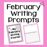 Writing Prompts - February