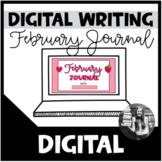 February Writing Prompts (Digital)