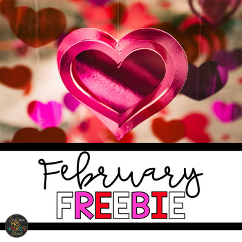 February Writing Prompts FREEBIE