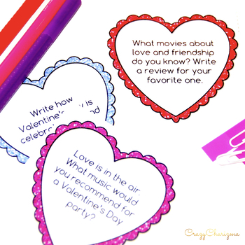 February Writing Prompts | Valentine's Day, Presidents Day, Groundhog Day