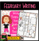 February Writing Prompts and Story Starters