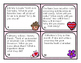February Writing Prompts and Task Cards