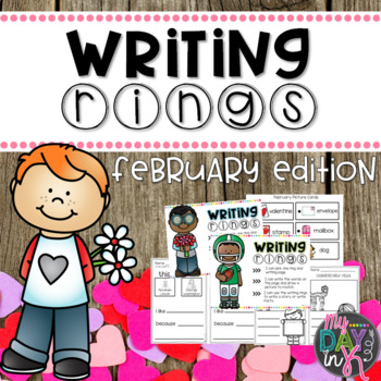 Writing Rings for Writing Workshop: February Edition