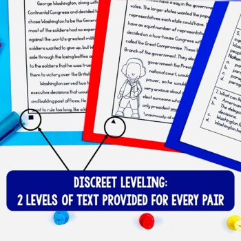 Paired Texts / Paired Passages: February and March Grades 4-8