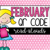 February and Valentine QR Code Read Alouds