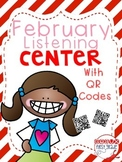 February iPad Digital Listening Center-QR Codes