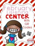 February iPad Digital Listening Center-QR Codes