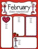 February newsletter freebies