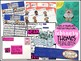 February Anchor Charts and Class Poster Templates