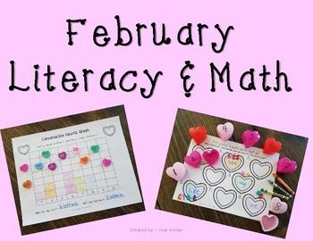 Feburary Literacy and Math