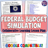Federal Budget Simulation Activity