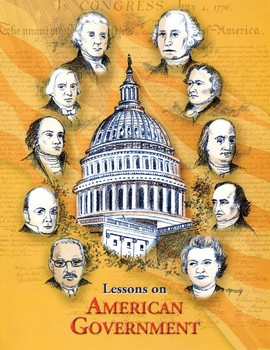 Federal Government at Work, AMERICAN GOVERNMENT LESSON 67