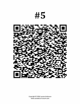 Federal Reserve QR Code Scavenger Hunt and Activity
