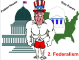 Federalism (AP Government) BUNDLE with Video