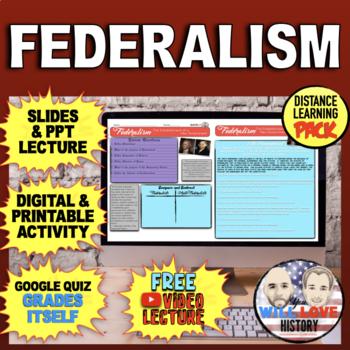 Federalism Bundle