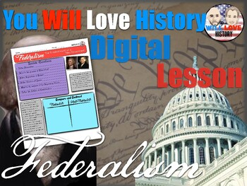 Federalism Digital Activity