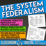 The System of Federalism  Expressed, Implied, Concurrent and Reserved Powers