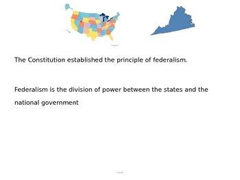 Federalism PPT (CE.7b)