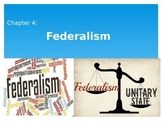 Federalism and Examples from American History