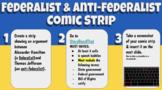 Federalist & Anti-federalist Comic Strip