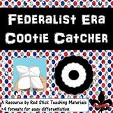 Federalist Era Cootie Catcher