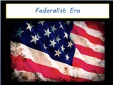 Federalist Era Vocabulary PPT
