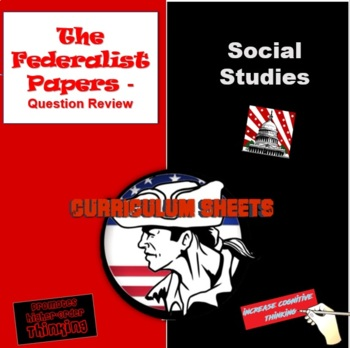 Federalist Papers 1 and 10 - Comparing Hamilton and Madison