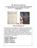 Federalist and Anti-Federalist DBQ