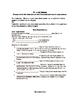 Constitution Ratification Unit: The Federalist vs. Anti-Federalist