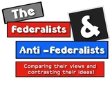 Federalists and the Anti-Federalists: How are they different?
